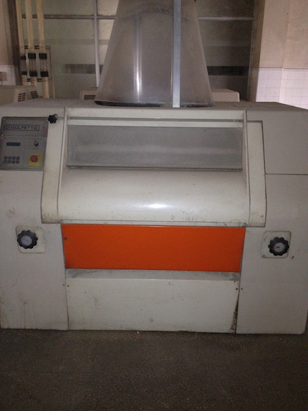 Used Italy Golfetto Rollermills for Flour Mills
